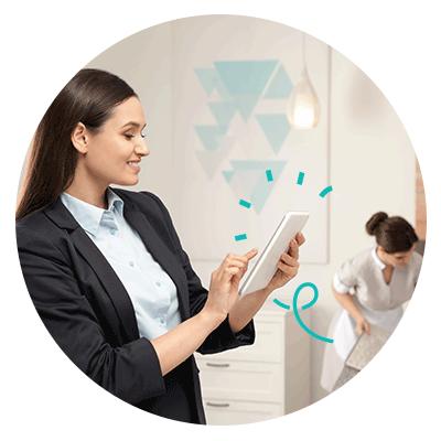 Logiciel hôtelier qui facilite le travail de vos équipes, pour le confort de vos clients
